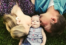 Family Session Photography Ideas and Tips / by Kristina Betz