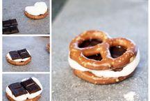 Delish-sweet treats.... / by Melissa Rubenstein Heller