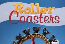 Roller Coasters Unit Study / by Amanda Bennett Unit Studies