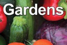 Gardens Unit Study / by Amanda Bennett Unit Studies