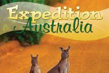 Expedition Australia / by Amanda Bennett Unit Studies