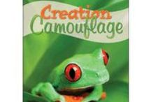 Creation Camouflage / by Amanda Bennett Unit Studies