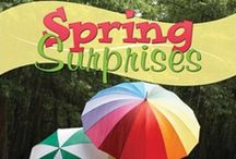 Spring Surprises / by Amanda Bennett Unit Studies
