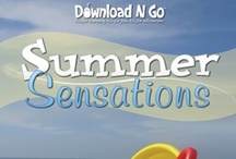 Summer Sensations / by Amanda Bennett Unit Studies