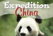 Expedition China  / by Amanda Bennett Unit Studies