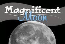 Magnificent Moon / by Amanda Bennett Unit Studies