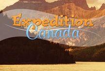 Expedition Canada / by Amanda Bennett Unit Studies