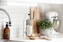 Home: Kitchen / by Maria Waage