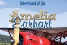 Amelia Earhart / by Amanda Bennett Unit Studies