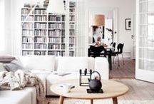 Home: Living room / by Maria Waage