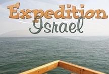 Expedition Israel / by Amanda Bennett Unit Studies