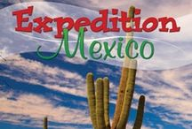 Expedition Mexico / by Amanda Bennett Unit Studies