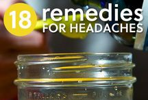 Home Remedies / by Danielle Hackney