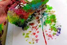 Crafts, Crafts & Crafts / by Pamela Holderness