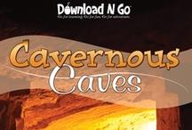 Cavernous Caves Download N Go / by Amanda Bennett Unit Studies