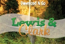 Lewis & Clark DNG / by Amanda Bennett Unit Studies