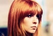 hair / by Emily Williamson