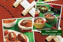 "!*! FOOTBALL!*! ~ Are Ya Ready For Some ~ FOOD ~? / IF YOU ENJOY THE RECIPES YOU SEE HERE ~ BE SURE AND CHECK OUT MY 2 NEW BOARDS...""FEAST FOR YOUR EYES"" AND ""FEAST FOR YOUR EYES ~ DESSERTS....LOTS OF GREAT RECIPES THERE AS WELL ~ HAPPY PINNING :) / by Dotti"