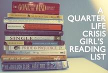 Books Books Books! / by Samantha Vaughn