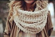 Crochet/knitting/quilts/emb. / by Samantha Vaughn