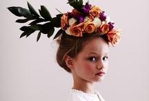 flower girl / anything that inspires a fresh and wonderful flower girl dress / by Kristin // skirt as top