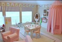 Playroom ideas / by Leah O