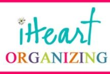 Tips to Organize Me  / by Jan'L Sappington