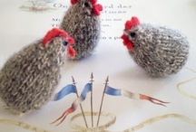 knitted thingys / by Kristen Rettig
