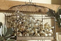 Christmas decorating and entertaining / by Kristen Rettig