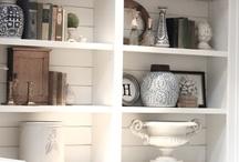 bookcase / by Kristen Rettig