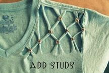 Create / Ideas to make, do, glue, sew, etc...or simply wish I could. / by Heather Massingill