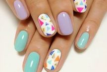 Nail Art - Inspiration / Inspiration I get from other nail art fanatics / by Ashnie Baboeram