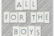 All Boy / by Jan'L Sappington