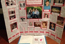 Genealogy for Kids / by Scrapbook Your Family Tree