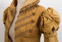 1790s - mid-1820s / by Catherine O