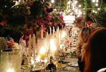fiesta life   / pictures of pretty parties / by Monica A.
