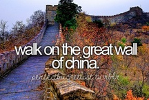 bucket list :))) / by Brittany Elkins