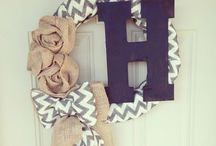 DIY and crafts / by Brittany Elkins