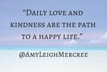 Get Happy! / All things happiness! #gethappy #happiness #happyquotes #quotes #fun #love / by Amy Leigh Mercree