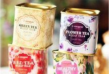 Tea / Tea pictures, loose leaf tea, making tea, etc.  Best kinds of tea, according to me! / by Jocelyn Baker