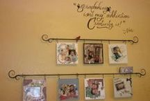 Scrapbook/Craft Room Ideas / by Sheri Diane Young-DeLugt