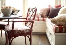 kitchen banquette ideas / by CampClem