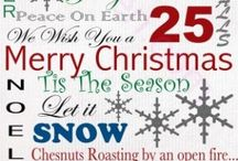 Christmas / I love christmas! / by Tracy Jones