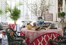 dining rooms / by Carol Ray