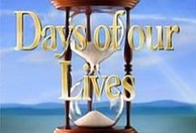 Days of Our Lives / I love this Soap. Have been hooked on it for years.    / by Norene John