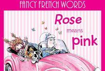 CHARACTER: Fancy Nancy / by Bailey Hardman
