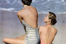 Beach, Surfing, Water, Pool / www.retrogoddess.blogspot.com / by retrogoddess.blogspot.com