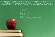 Catechism help / by Lolly Bhatt
