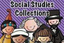 5th Grade Social Studies / by Carly Rohrbacker
