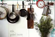a room to cook in / by Lindsay | Darling Clementine
